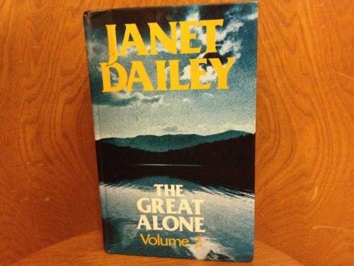 9781555041892: 002: The Great Alone (Curley Large Print Books)
