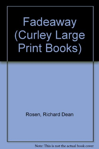 9781555042776: Fadeaway (Curley Large Print Books)