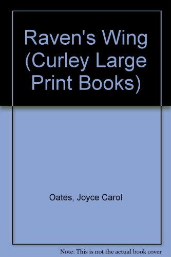 9781555042783: Raven's Wing (Curley Large Print Books)