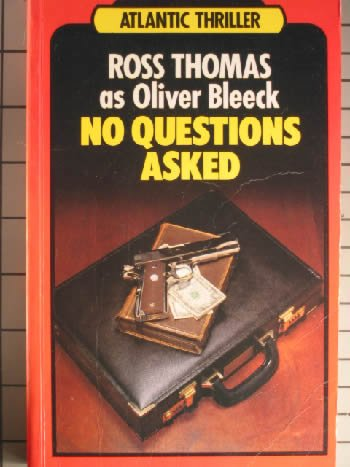 9781555043452: No Questions Asked (Atlantic Large Print Series)