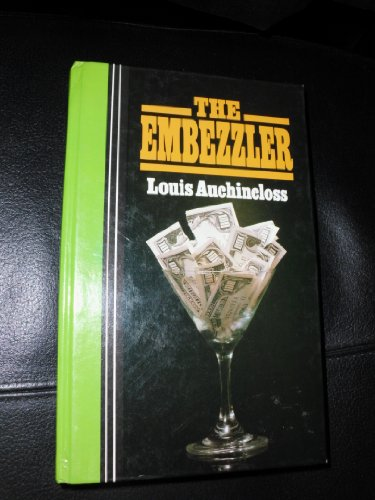 9781555043865: The Embezzler (Curley Large Print Books)
