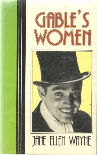 9781555048112: Gable's Women (Curley Large Print Books)