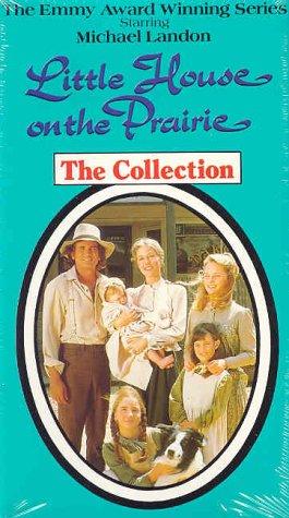 9781555106690: Little House on the Prairie:Collectio [VHS]