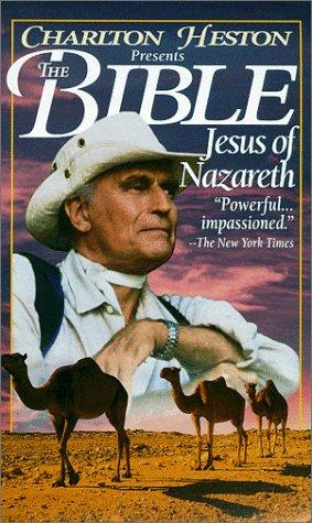 9781555108168: Charlton Heston Presents the Bible-Nazareth [VHS]