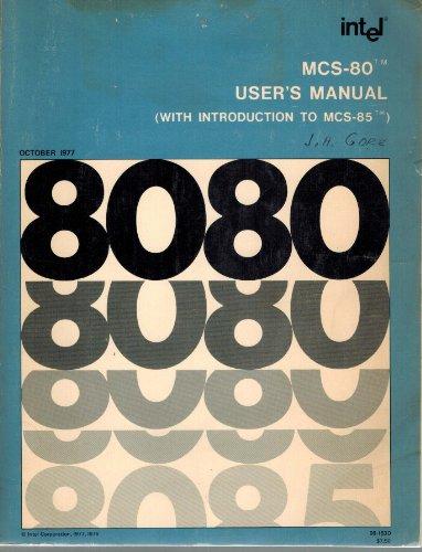 9781555120092: McS-80/85 Family User's Manual/205775