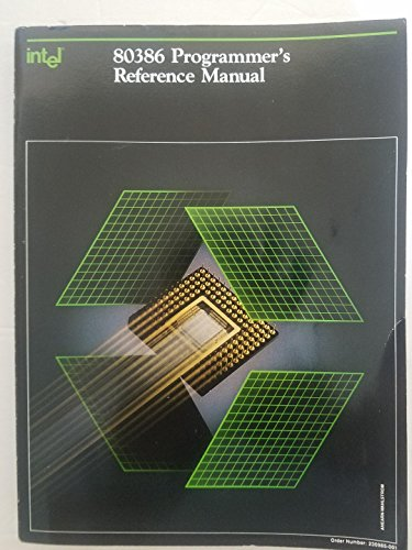 9781555120221: Intel 80836 Programmer's Reference Manual