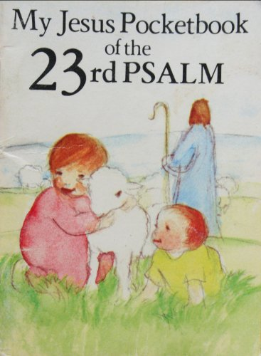 9781555131340: My Jesus Pocketbook Of The 23rd Psalm (10 pack)