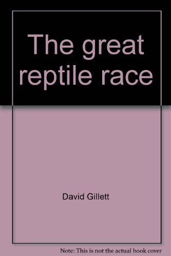 9781555135386: The great reptile race (Sports story for boys)