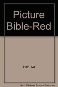 9781555135829: Picture Bible-Red