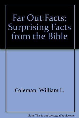 9781555138653: Far Out Facts: Surprising Facts from the Bible