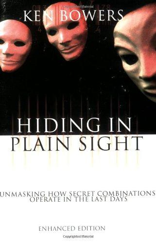 9781555174989: Hiding In Plain Sight
