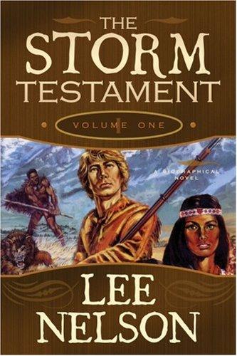 9781555175443: The Storm Testament (Storm Testament, 1)