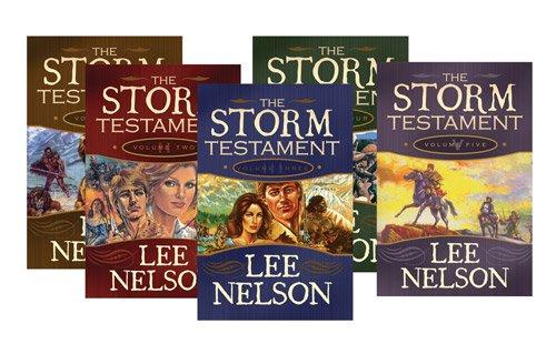 9781555177638: Storm Testament Gift Set