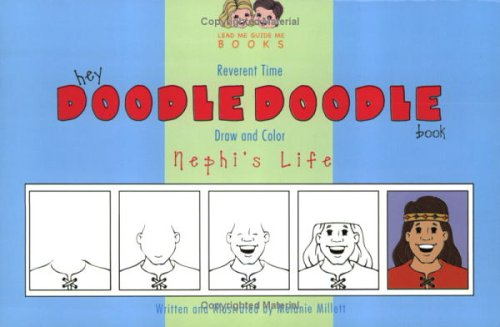 9781555177812: Hey Doodle Doodle Book: Nephi's Life