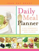 Daily Meal Planner: Joan Day Brady