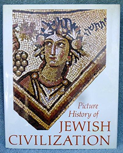 9781555211004: Picture History of Jewish Civilization