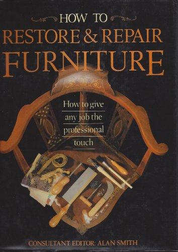 How to Restore and Repair Furniture: Book Sales