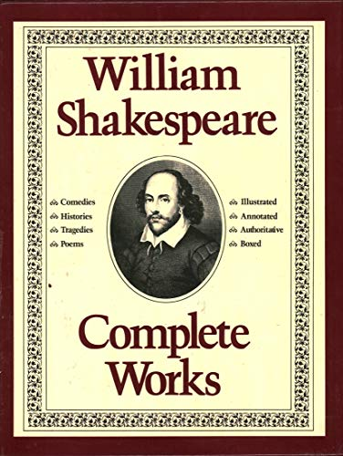 William Shakespeare: Complete Works (3 Volume Set): Shakespeare, William