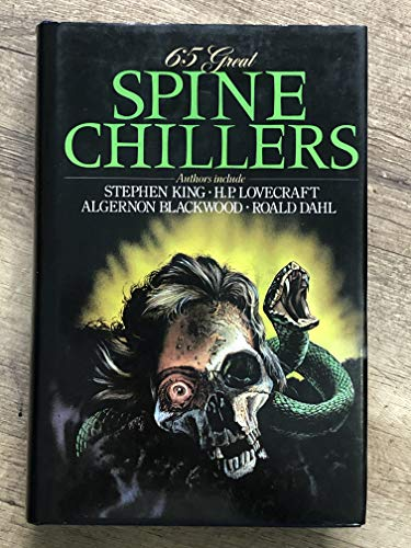 9781555212506: 65 Great Spine Chillers