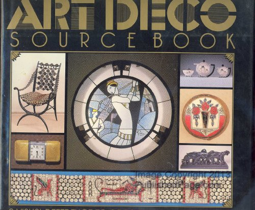 9781555212728: Art Deco Source Book