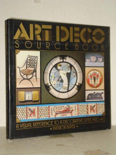 Art Deco Source Book: Bayer, Patricia