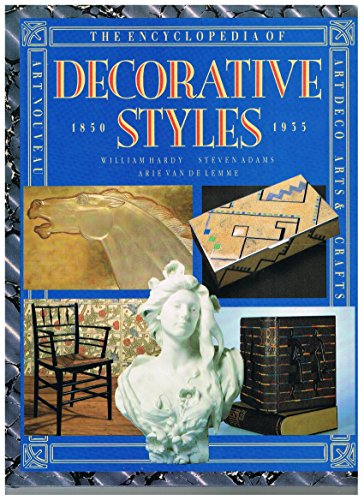Encyclopedia of Decorative Styles 1850-1935: Hardy, William