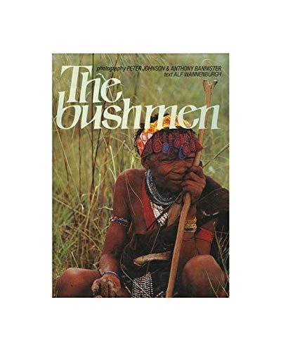 9781555212889: The Bushmen