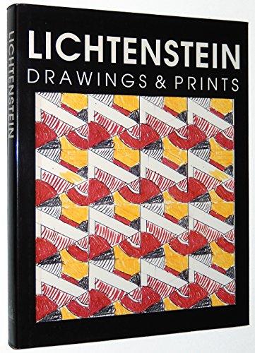 Lichenstein: Drawings and Prints: Lichtenstein, Roy; Waldman, Diane