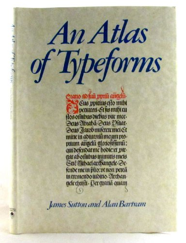 9781555213404: Atlas of Typeforms