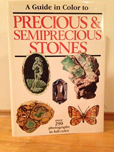 9781555213626: Guide in Color to Precious and Semiprecious Stones