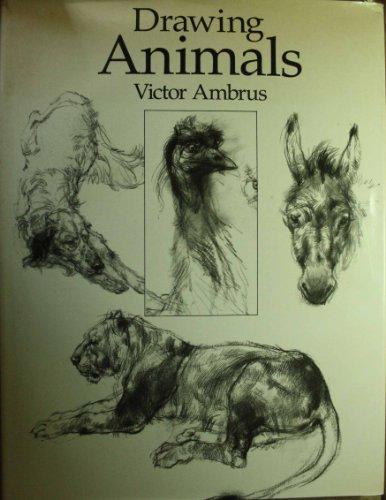 9781555213992: Drawing Animals