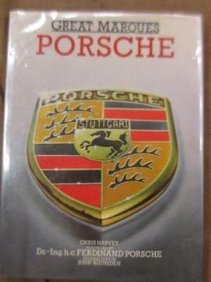 Great Marques Porsche: Harvey, Chris