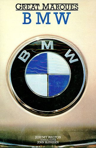 9781555214241: Great Marques BMW