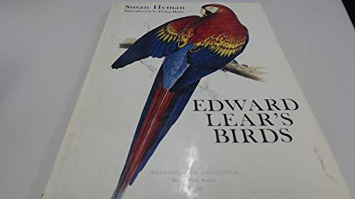 Edward Lear's Birds: Hyman, Susan