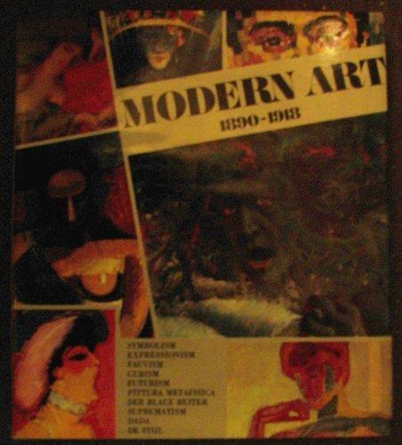 9781555215194: Modern Art 1890-1918