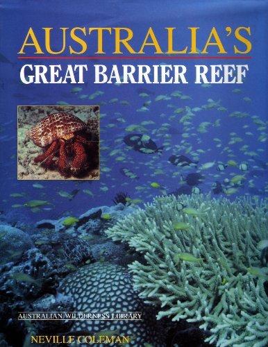 9781555215538: Australia's Great Barrier Reef (Australian Wilderness Library)