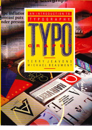 9781555215606: An Introduction to Typography