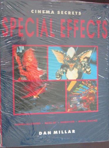 9781555215828: Cinema Secret Special Effects