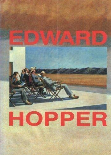 9781555216580: Edward Hopper