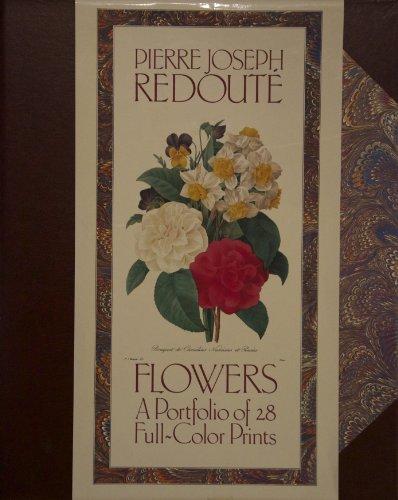 9781555216689: Flowers: A Portfolio of 29 Full Color Prints