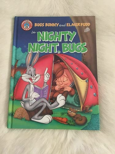 Bugs Bunny and Elmer Fudd in Nighty Night, Bugs