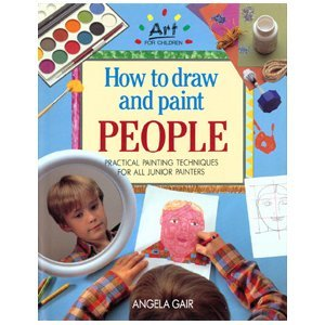 9781555217174: How to Draw and Paint People