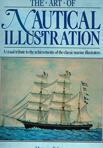 The Art of Nautical Illustrations: Leek, Michael E.