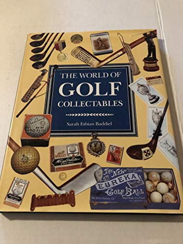 The World of Golf Collectables.: Fabian Baddiel,Sarah.