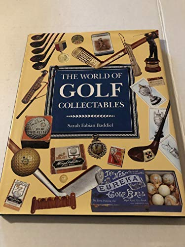 The World of Golf Collectibles: Baddiel, Sarah Fabian