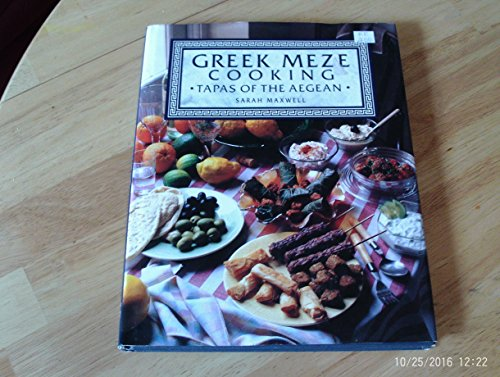 9781555217747: Greek Meze Cooking