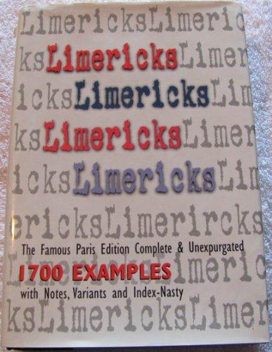 Limericks, Limericks, Limericks: The Famous Paris Edition,: Oppel, Frank