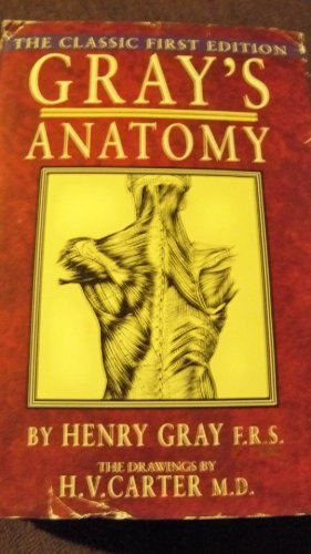 9781555217846: Gray's Anatomy (The Classic First Edition)