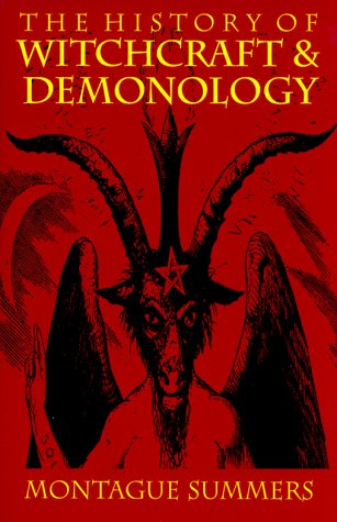 9781555218065: History of Witchcraft and Demonology
