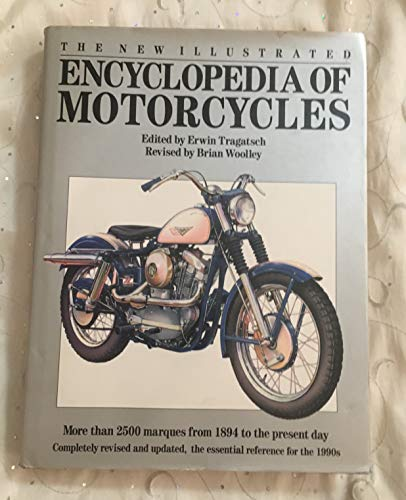 9781555218096: New Illustrated Encyclopedia of Motorcycles